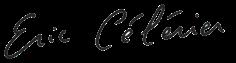 Signature Eric Celerier